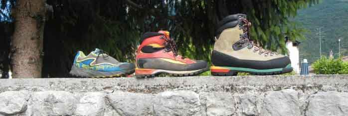 Classifica scarpe da trekking La Sportiva