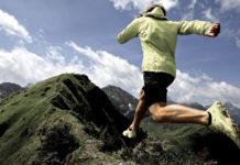 Scarpe per correre in montagna