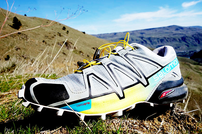 salomon speedcross 4 gore-tex trail running shoes review 2018