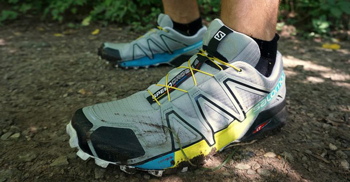 Salomon Speed cross 4