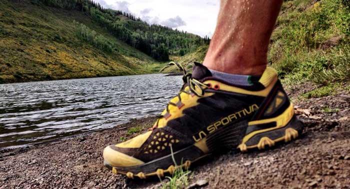 Scarpe da corsa in montagna La Sportiva Bushido