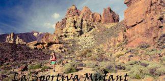 Trail running con La Sportiva Mutant