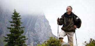Nordic Walking in montagna