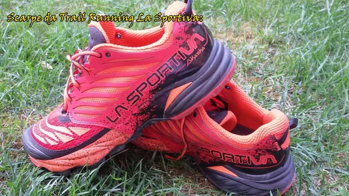 Scarpe da Cross Running La Sportiva