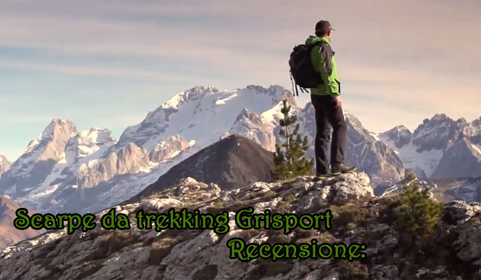 Recensione delle scarpe da trekking e escursionismo Grisport