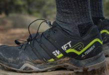 Adidas scarpe da trekking impermeabili