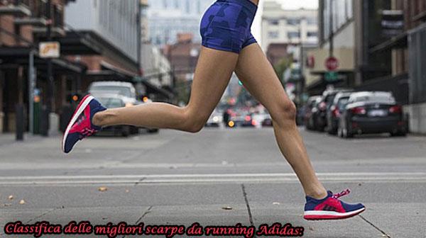uk availability 083af d8f25 Le migliori scarpe da running Adidas