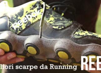 Migliori scarpe da Running Reebok