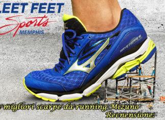 Le migliori scarpe da corsa Mizuno