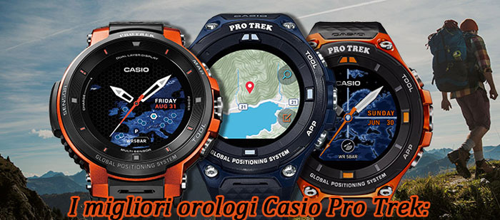 Casio Pro Tek Smart