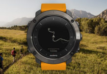 orologio da trekking Suunto Traverse