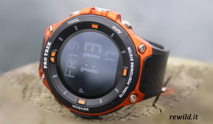Orologio sportivo Casio Pro Trek