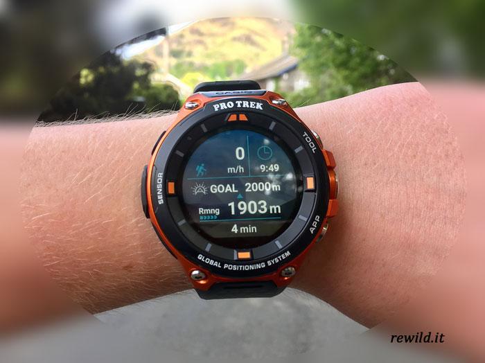 Casio Pro Tek Wsd F20