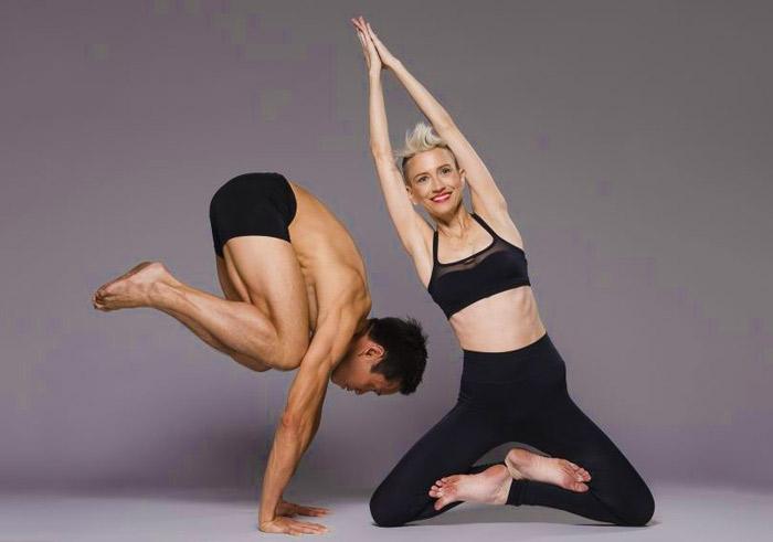 Abbigliamento per uomo e donna da Yoga