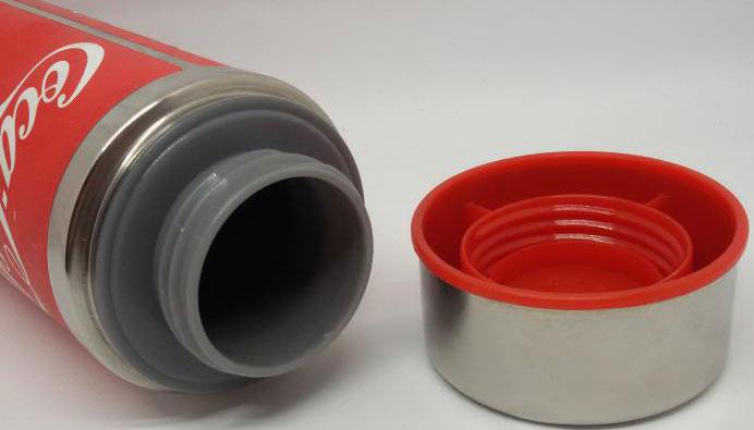 Borraccia termica in alluminio