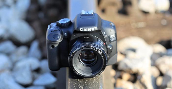 Fotocamera outdoor