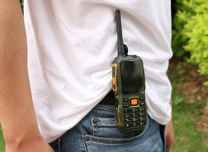 Walkie Talkie professionale