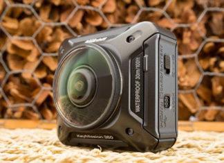 Action camera Nikon