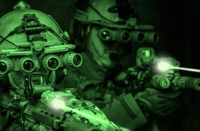 Visore notturno militare