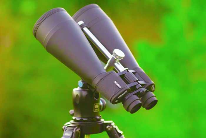 Binocolo astronomico