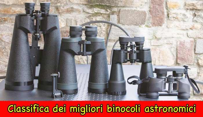 Migliori binocoli astronomici