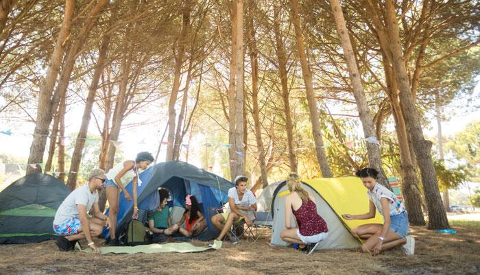 Frigo da campeggio