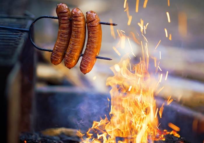 Barbecue da campeggio migliore