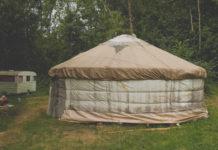 Gazebo da campeggio