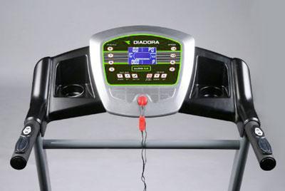 Funzioni del tapis roulant Diadora