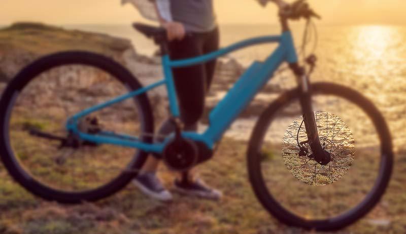 Freni della E-bike