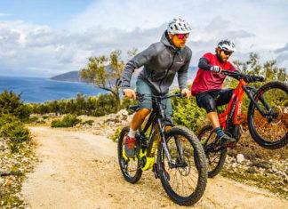 Mountain Bike elettrica