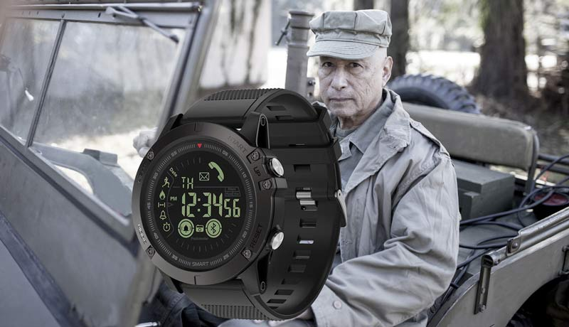 Opinioni su X Tactical Watch