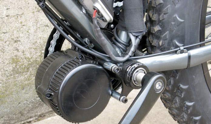 Kit di trasformazione per bici elettrica
