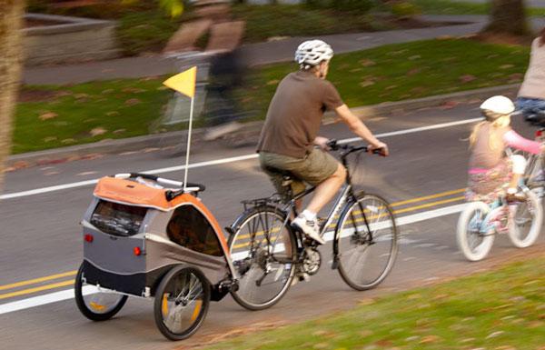 Carretto per bici