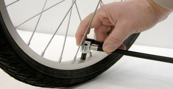 Pompetta per bici