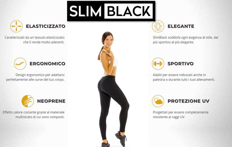 Come funzionano i leggings SlimBlack
