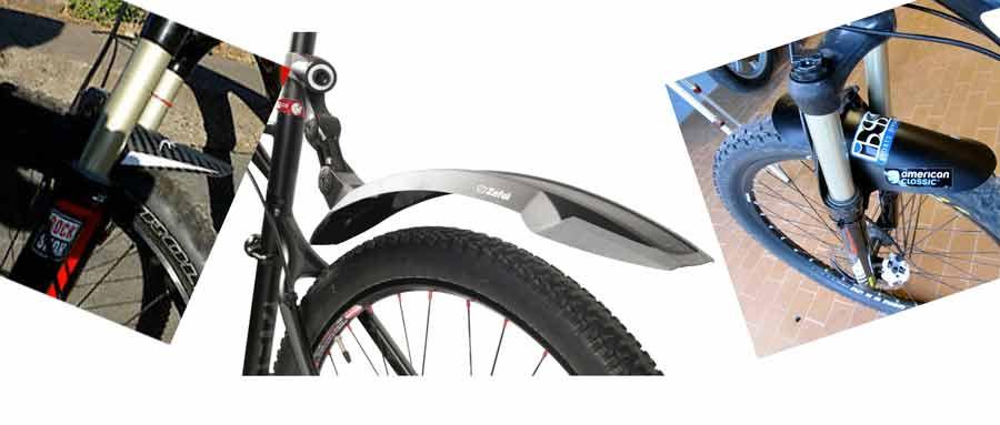 Miglior parafango per mountain bike