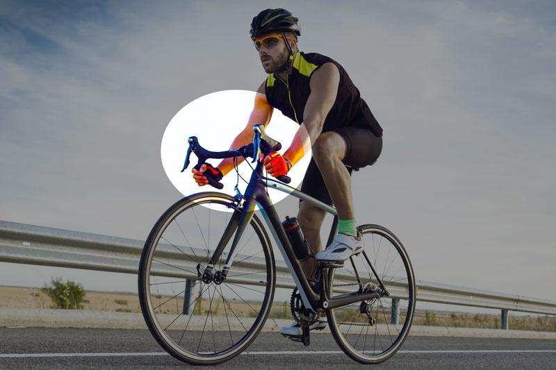 Nastro per bici da corsa