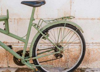 Portapacchi per bici