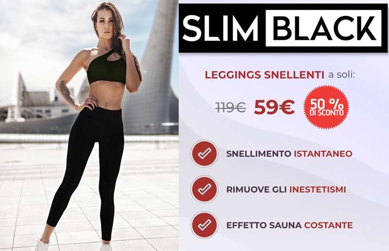 Prezzo di SlimBlack leggings
