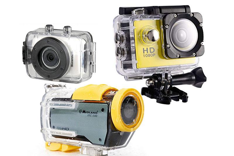 miglior videocamera subacquea