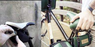 Borsa sottosella per bici