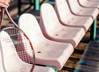 corde da tennis
