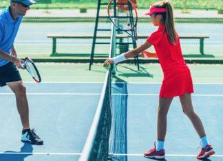 abbigliamento da tennis