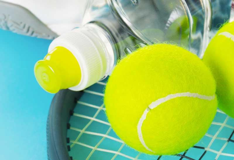 palline tennis professionali