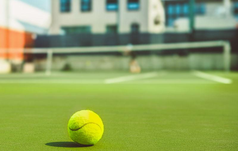 Scarpe da tennis per campi in erba