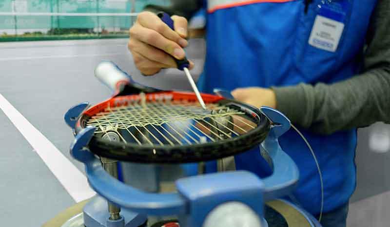 spessore delle corde da tennis