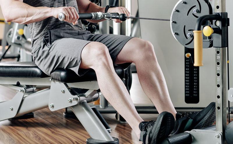 multiuso Bramley Power sollevamento pesi Panca da allenamento regolabile per allenamento a casa sit up e addominali palestra con inclinazione regolabile