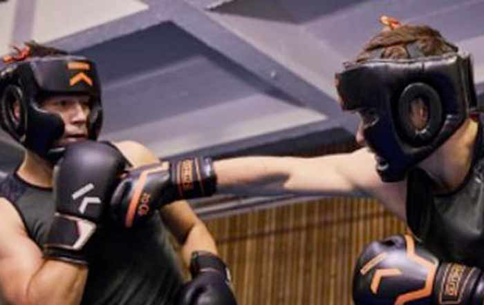 Casco da Kick Boxing