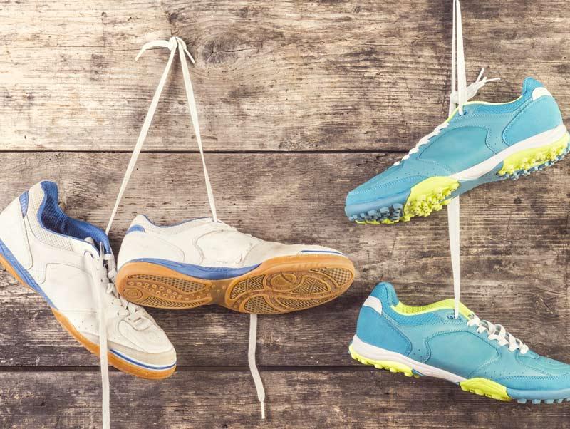 Tipologie di scarpe da calcio